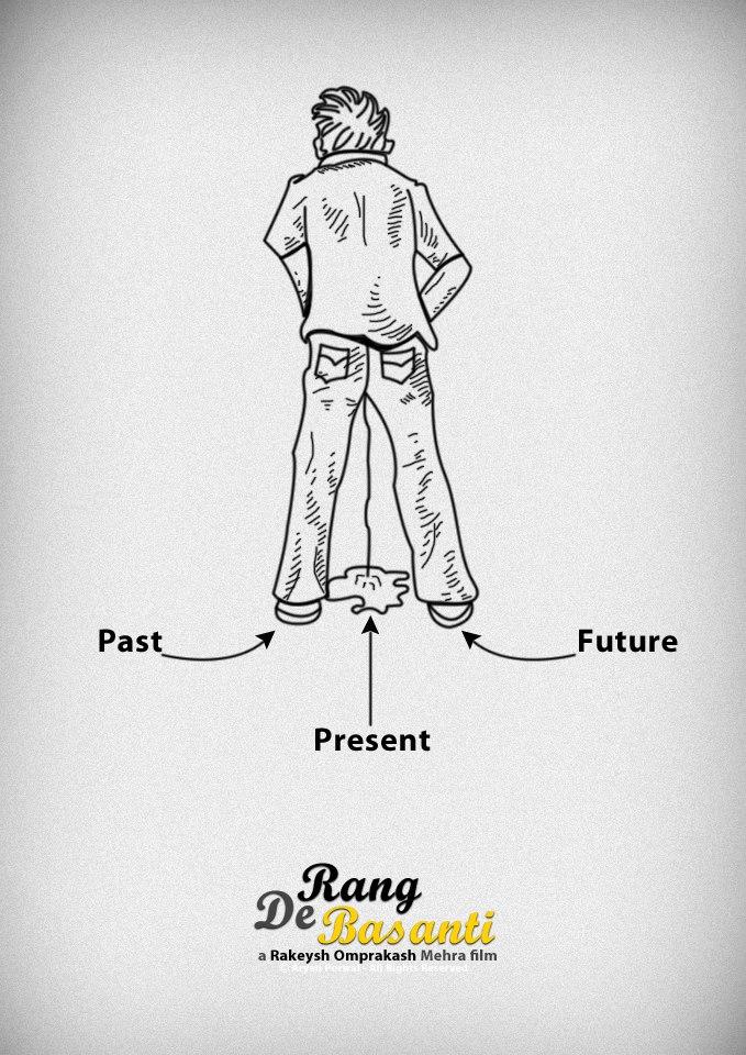 Rang De Past Present Future