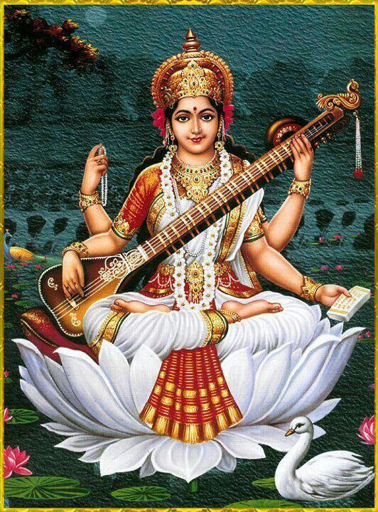 saraswati ji wordzz