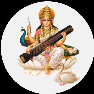 Saraswati-PNG-Image