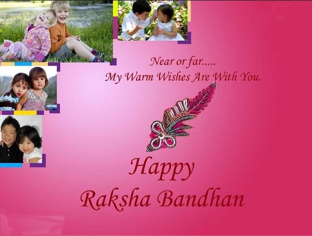 Raksha Bandhan FB Cover pic