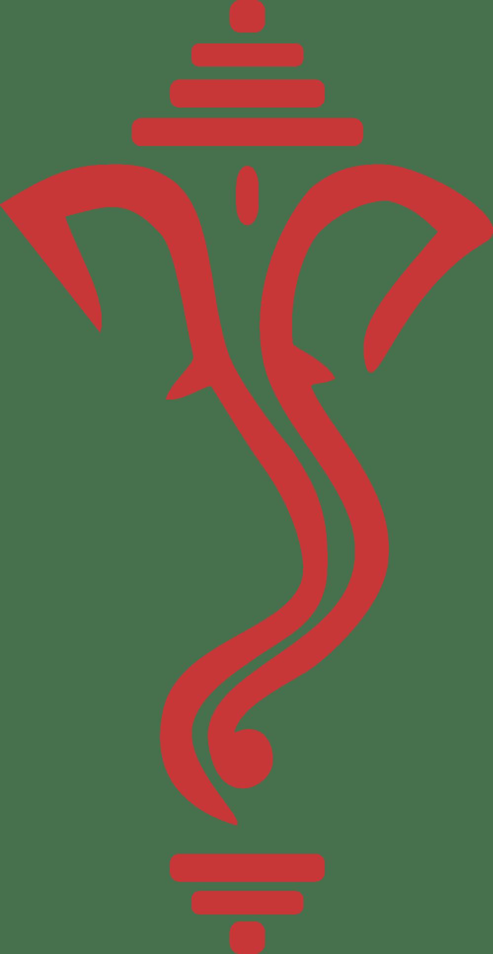 Symbolism of Lord Ganesha's form ganesha clip