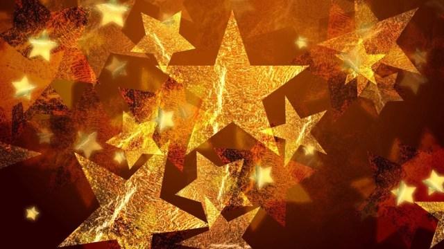 Christmas star wallpaper in HD