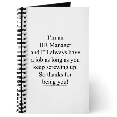 Human Resources truth...: