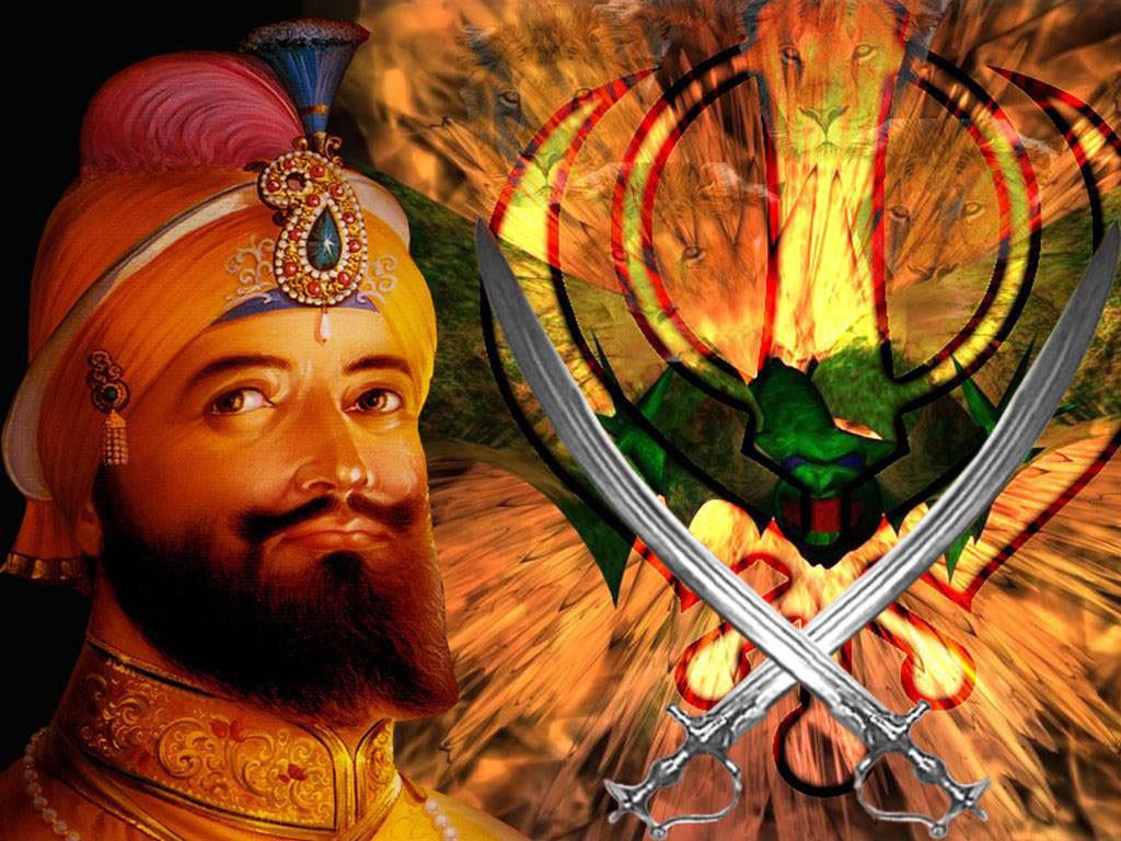 Sri Guru Gobind Singh ji image