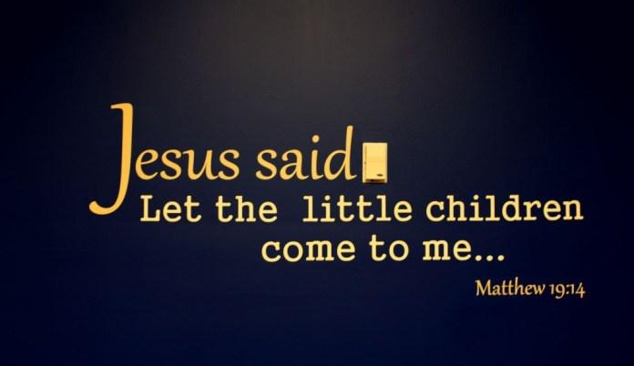Jesus quotes by Matthew