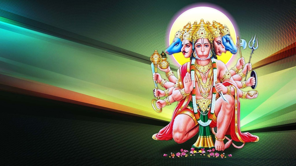 Panchmukhi Hanuman Wallpapers Wordzz