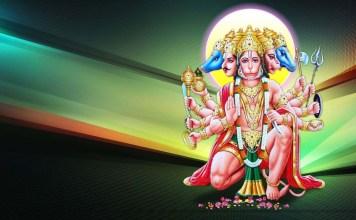 Panchmukhi Hanuman Wallpapers