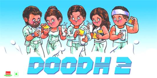 part 009 - 50 Impressive Bollywood-Inspired Amul Ads!