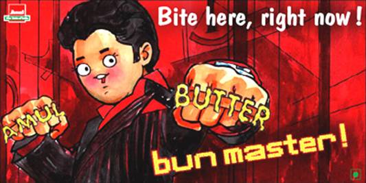 part 014 - 50 Impressive Bollywood-Inspired Amul Ads!