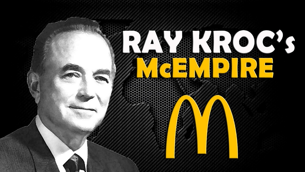 "ray kroc story Ray kroc, the whirling center of ""the founder,"" doesn't come across as a meat-and-potatoes man — much less a mogul destined to peddle burgers and."