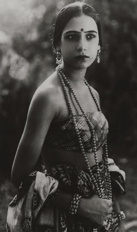 2. Indian Silent Film Actress Seeta Devi – 1925.