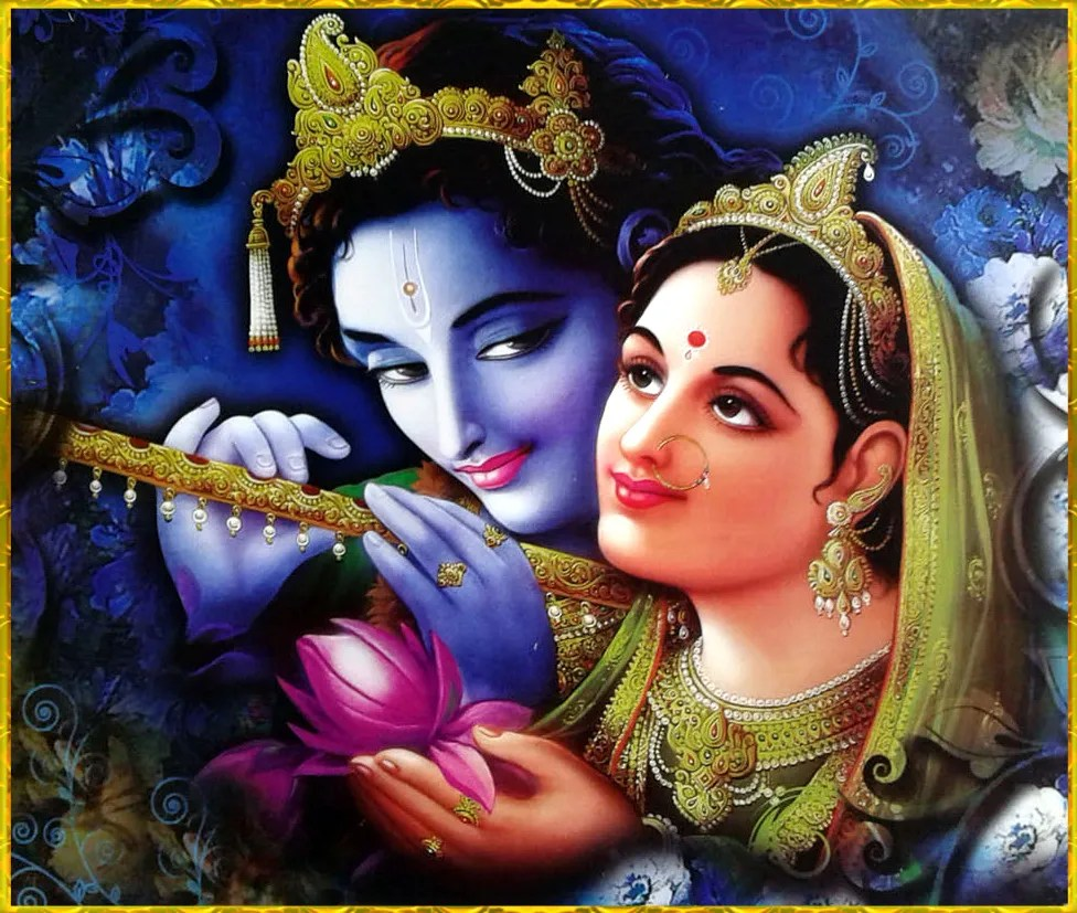 Jai Shree Radhe Krishna