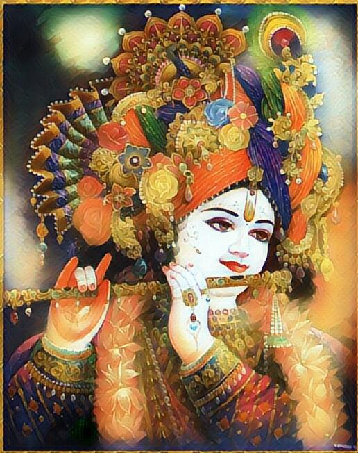 Krishna Paint