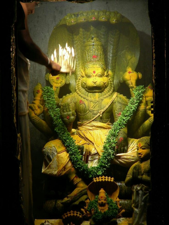 Lord Narasimha Worship