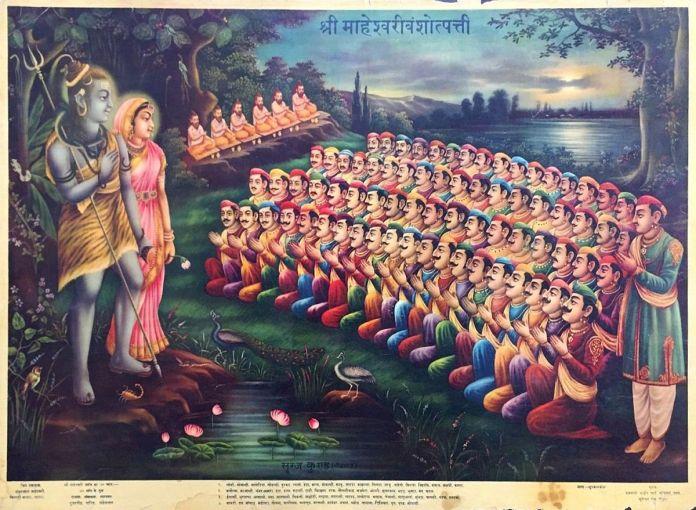 Shiv Parvati Suraj Kuran