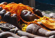 Sleeping Vishnu