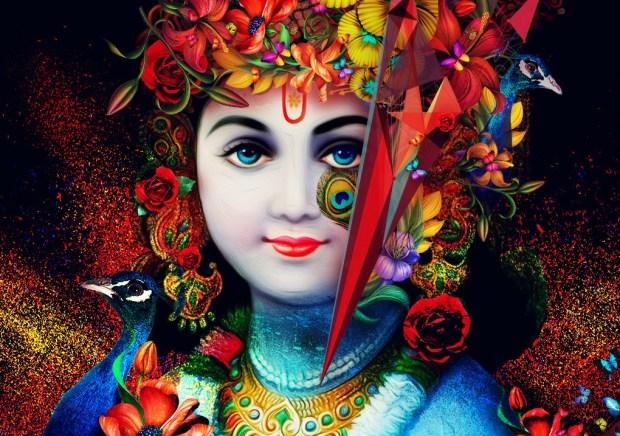 Lord Krishna Aarti