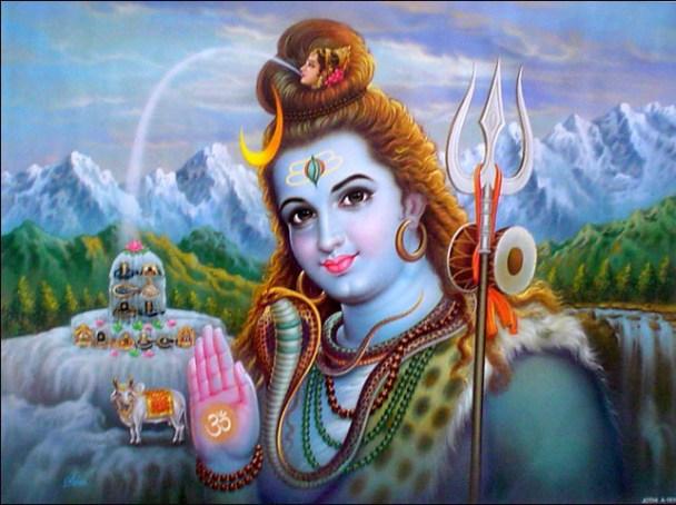 Lord Shiva Mahadeva