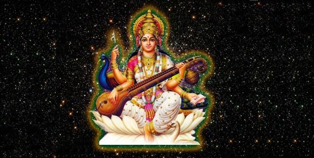 Saraswati-Goddess