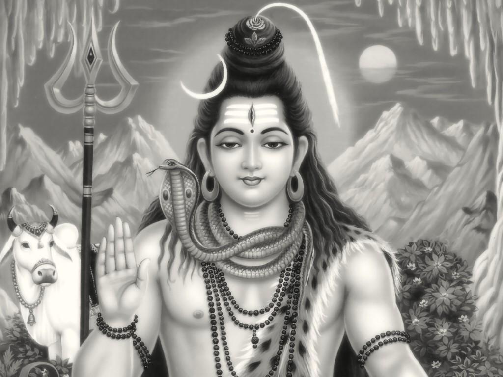 Shaant Mahadev - Lord Shiva HD Wallpapers