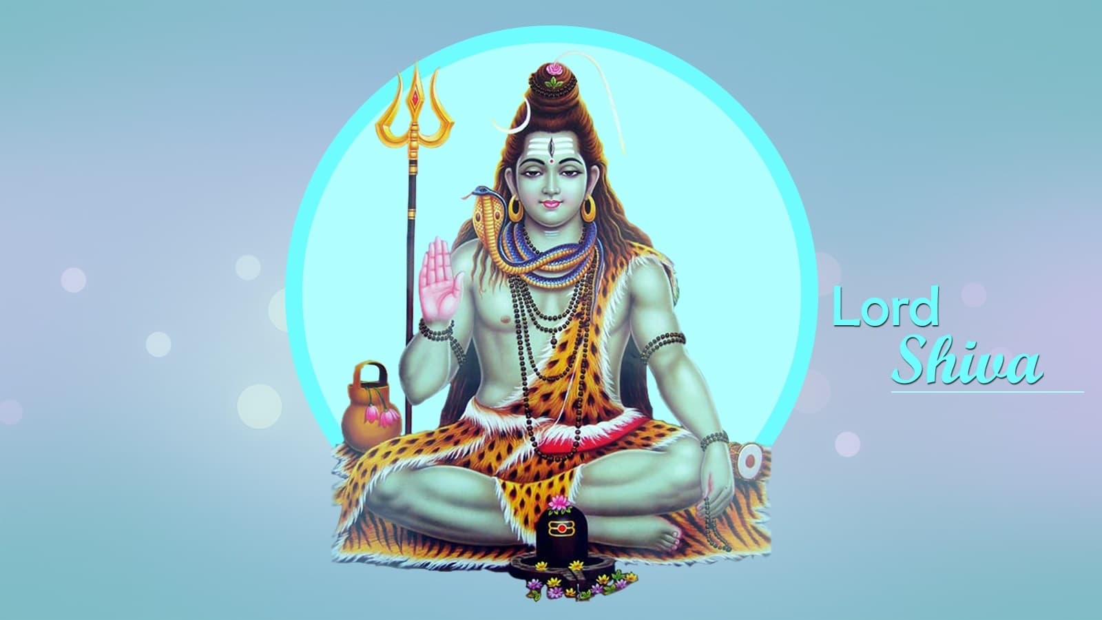 Lord Shiva Wallpapers: Lord Shiva HD Wallpapers