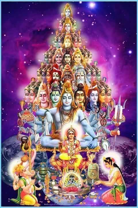 Shiva names