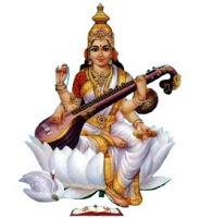 saraswati moola mantra
