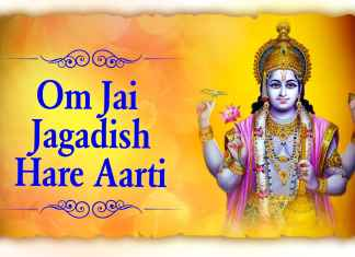 Shri Vishnu Aarti : श्री विष्णुआरती
