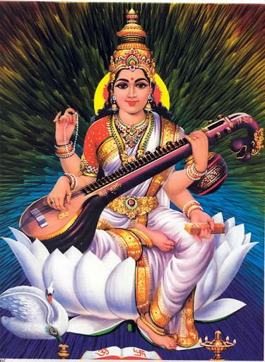 Sarasvati Mata