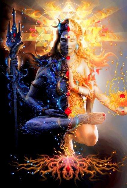 Shiva Parvati Roop