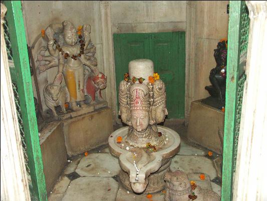 Shrine Brahma Temple