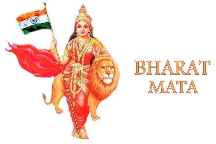 Bharat Mata HD Wallpaper 03685 - Bharat Mata : The Mother India
