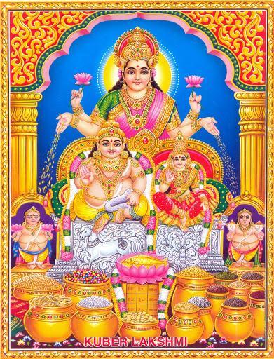 Kuber Lakshmi Puja - 108 Names Of Lord Kuber : भगवान कुबेर के १०८नाम