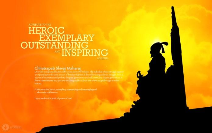 ShivaJi the Legend - Shivaji Maharaj Wallpaper