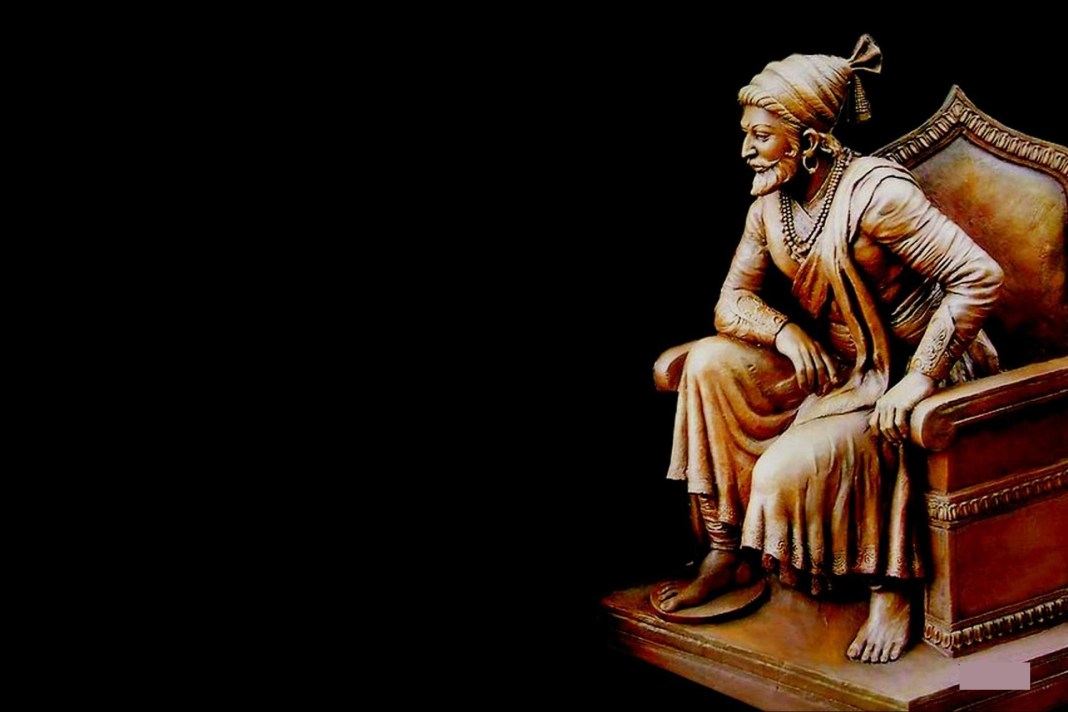 Shivaji Maharaj Statue HD Wallpaper