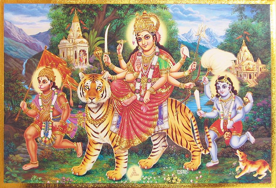 bhagawati bhairav