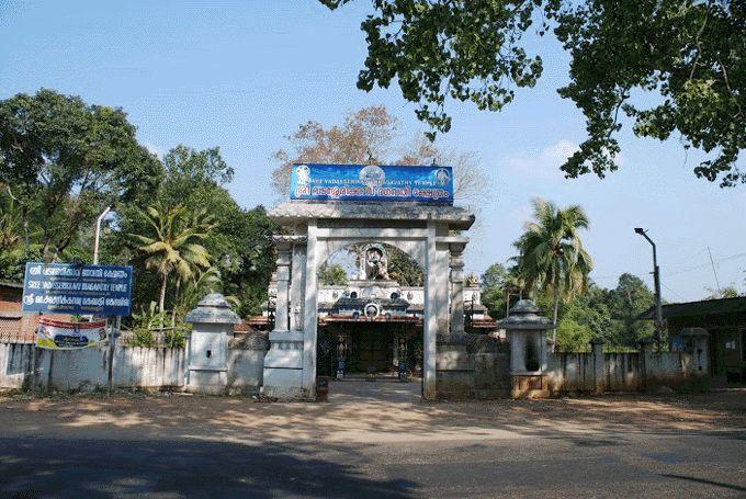 Thrichittatt Maha Vishnu Temple Chengannur Kerala - Thrichittatt Maha Vishnu Temple, Chengannur, Kerala