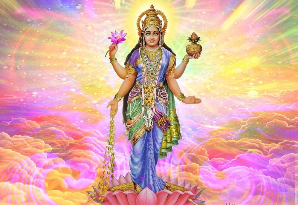 Goddess Lakshmi Image