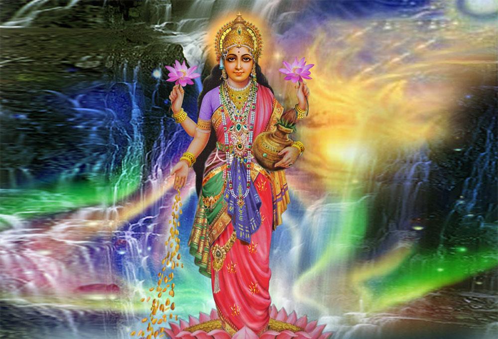 Laxmi Mata Wallpaper