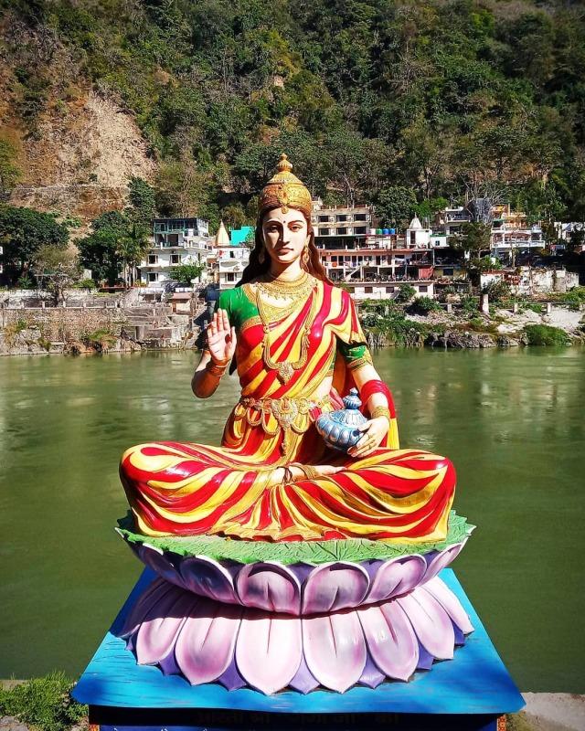 Mother Ganga Ganga Ashram