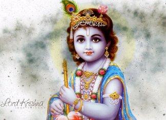 24 Names of Lord Krishna