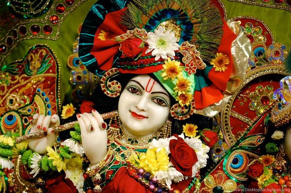 Lord Krishna Murti Image