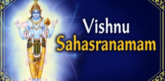 1000 Names of Lord Vishnu