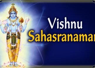 1000 Names of Lord Vishnu