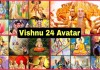 24 Names Of Lord Vishnu