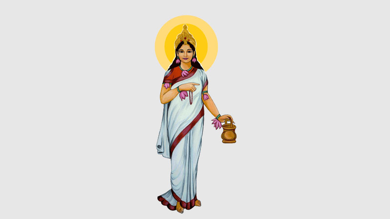 Second Day of Navratri Maa Brahmacharini