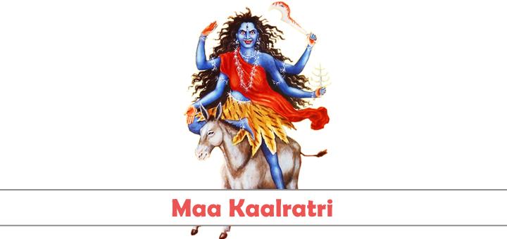 Maa Kaalratri Seventh Form of Nava-Durgas