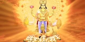 Lord Surya dev image