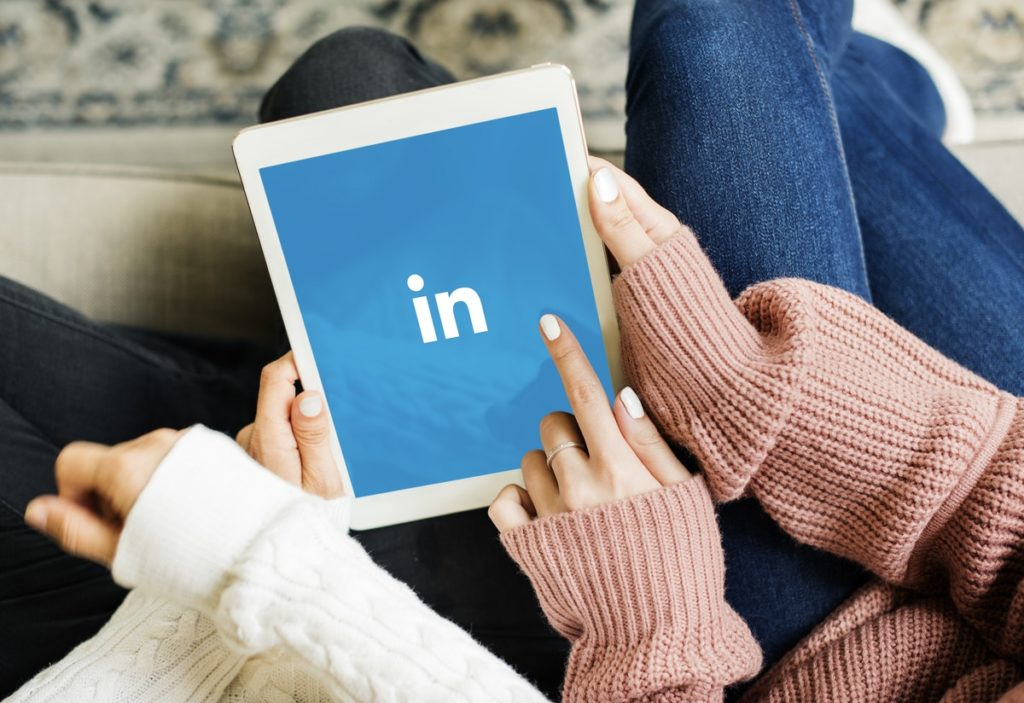 Pagina LinkedIn