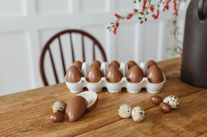 5 dolci per riciclare le uova di Pasqua